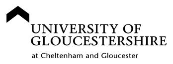 University Gloucestershire