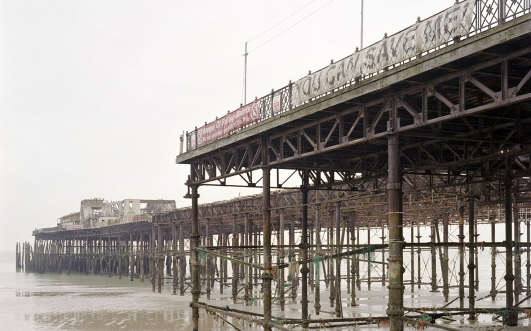 'Pierdom' by Simon Roberts on Hastings Pier
