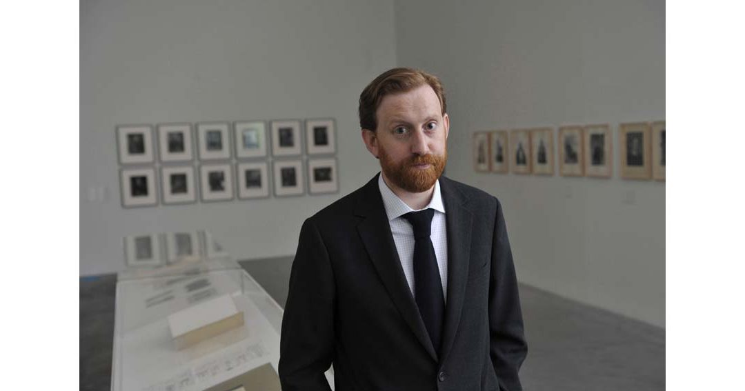 Photology: Simon Baker curator of photography, Tate Modern