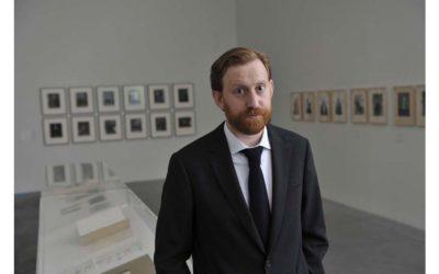 Photology: Simon Baker curator of photography, Tate Modern